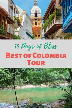 Hit the highlights of Colombia on this tour. We'll visit Bogota, the Coffee Region, Medellin, Cartagena, Villa de Leyva and more! Colombian Cities, Colombian Culture, Tayrona National Natural Park, Mangrove Forest, Colombia Travel, South America Travel, Day Tours, Countries Of The World, Amazing Destinations