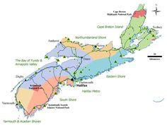 Nova Scotia Provincial Parks