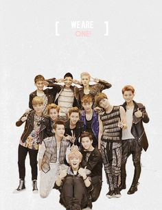 We are One, We are EXO ♡
