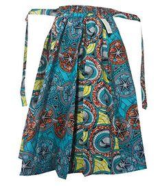Decora Apparel Ankara Skirt Plus Size High Waisted African Print Skirt Women Long Wide Flared Belt Pocket Skirts Plus Size Belts, African Print Skirt, Ankara Skirt, Elastic Waist Skirt, Skirts With Pockets, Tie Dye Skirt, Fashion Brands, Topshop, Clothes For Women