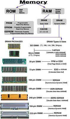 Memory explained computer memory explained html webdeveloper coding programming beginner Life Hacks Computer, Computer Lessons, Computer Basics, Computer Coding, Computer Build, Computer Lab, Computer Technology, Computer Programming, Computer Science