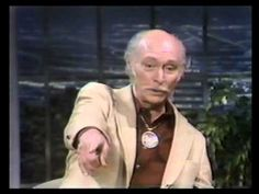 Lee Van Cleef on Johnny Carson