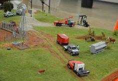 First Annual Cowboy Country Farm Toy Show - Back From The Big Show XIII - The Toy Tractor Times Online Magazine