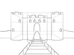 Perspective - Castle Challenge.  perspective wk 5, castle fits cycle 2 best
