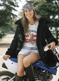 www.pegasebuzz.com | Jessica Springsteen by Bruce Weber for V Magazine, july 2015.