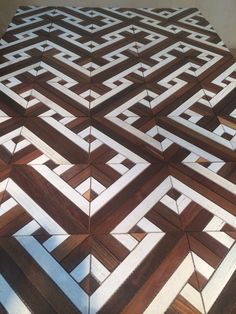 reclaimed teak wall or floor tile from the erin adams/indoteak collection Housefiftytwo.com