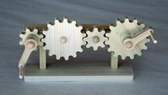 The Simple Gear Train