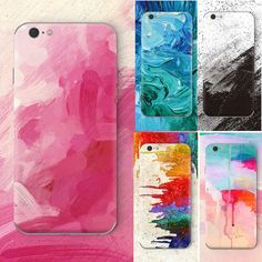 Fashion Personality Graffiti TPU luxury Soft Silicon Back Cover For Apple Iphone 6 6s 6Plus Phone Case Inkjet pattern Coque