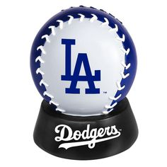 Los Angeles Dodgers Baseball Display Paperweight - $11.99