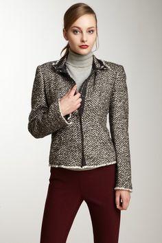 Giorgio Armani Tweed Jacket