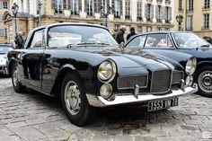 #Facel_Vega #Facellia au rassemblement mensuel de l'AVAVA à #Versailles Reportage complet : http://newsdanciennes.com/2015/12/08/retour-au-rassemblement-mensuel-de-versailles-par-lavava/ #Voitures #Anciennes #ClassicCar #Vintage #Vintagecars