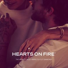 Looking for the perfect holiday gift? Begin with Hearts On Fire!