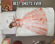 Princess sheet