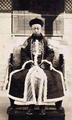 Le dernier empereur de Chine PuYi
