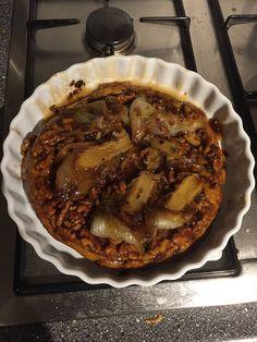 Mijn tarte tatin van witlof door Carla