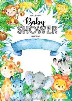 Girl Baby Shower Decorations, Baby Shower Themes, Baby Boy Shower, Birthday Decorations, Shower Ideas, Imprimibles Baby Shower, Baby Shower Invitaciones, Printable Baby Shower Invitations, Baby Shower Printables