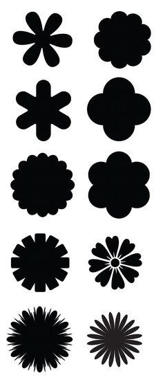 KLDezign les SVG: Et pour finir, encore des fleurs