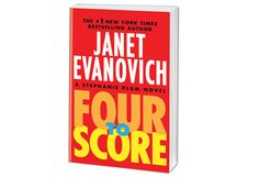 Every one of the Stephanie Plum series (from 1 to 18) by Janet Evanovich