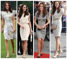 My favourite Princess Kate outfits (elegant neutrals)