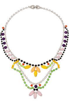 Tom Binns necklace <3