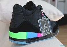 Air Jordan 3 Quai 54 | SneakerNews.com