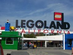 Legoland California - Carlsbad - While the rides and many of the attractions are geared for younger kids, this was still a blast for my 15 year old and me since we're both such big fans of everything Lego.