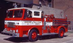DCFD | Engine 9-1962 Ward LaFrance | Phil T | Flickr