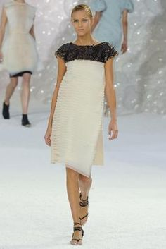 Chanel- ready to wear SS 2012