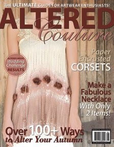 A magazine devoted just to upcycling clothes!