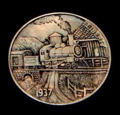 """""""I Hear That Train A Comin"""" by Howard Thomas"""