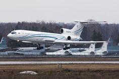 100%™ Tupolev Tu-154M | Russian Air