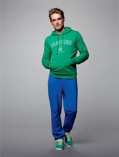The Elitist View: Mens Fashion: Le Coq Sportif Sportswear 2011 Summer Collection