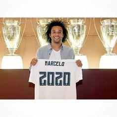 Futbol de Locura: Marcelo será merengue hasta el 2020