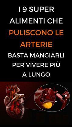 #alimenti #arterie #salute #alimentazione #animanaturale