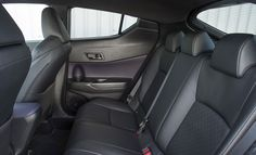 Toyota C-HR Hybrid interior Toyota C Hr, Electric Cars, Car Seats, Vehicles, Interior, Acupuncture, Ball Dresses, Meditation, Community