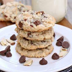 Easy Almond Joy Cookies