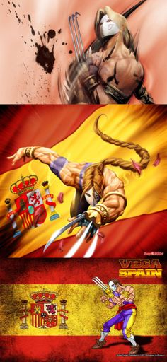 Vega, Street Fighter