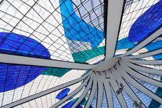 Catedral de Brasília por dentro