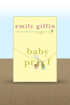 I DEFINITELY have plans to write a book about not having children because it still seems like a taboo topic in our society (just like Giffin talks about in Baby Proof).