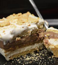 Μιλφέιγ με κρέμα σοκολάτα & κρέμα βανίλια | Γιάννης Λουκάκος