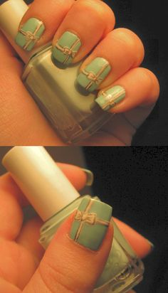 Tiffany and Co nails