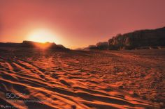 The breath of the Desert by NickAbbrey