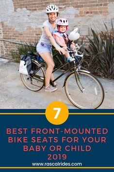 Bicycle Saddle Kid/'S Front Seat Saddle Waterproof Leather Safety Kids Bike Seat