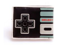 1Piece Retro 8BIT NES Classic Controller Bifold Wallet / Retro Gamepad NES Controller Wallet - ICON2 Luxury Designer Fixures   #1Piece #Retro #8BIT #NES #Classic #Controller #Bifold #Wallet #/ #Retro #Gamepad #NES #Controller #Wallet