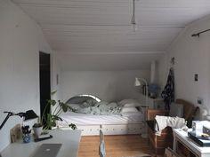Dream Rooms, Dream Bedroom, Home Bedroom, Bedroom Decor, Bedrooms, Aesthetic Rooms, Cozy Room, My New Room, House Rooms