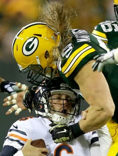 Green Bay Packers.  Matthews!
