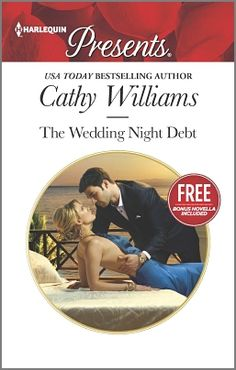 In The Wedding Night Debt by Cathy Williams, Billionaire Dio Ruiz's convenient union was meant to secure two things: vengeance and the enticing Lucy Bishop. But from their wedding night onwar… Harlequin Romance Novels, Free Romance Novels, The Last Kingdom, Perfect Wife, Wedding Night, Debt, Bestselling Author, Books To Read, This Book