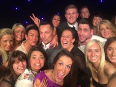 Team Fake Bake plus some of our VIP Guests having a quiet night - who are we kidding!
