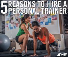 If you made getting in shape or exercising more regularly a personal goal for 2016, working with a personal trainer could be the key to your success. Here are five reasons why hiring a qualified personal trainer could be the best move you'll ever make toward achieving better health and fitness.