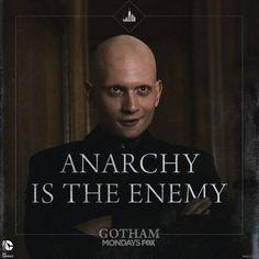 When will you return to Gotham? Gotham Series, Gotham Tv, Tv Series, Anthony Carrigan, Victor Zsasz, Dc Movies, Films, Riddler, Smallville